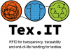 Tex.IT RFID for transparency, traceability and end-of-life handling for textiles