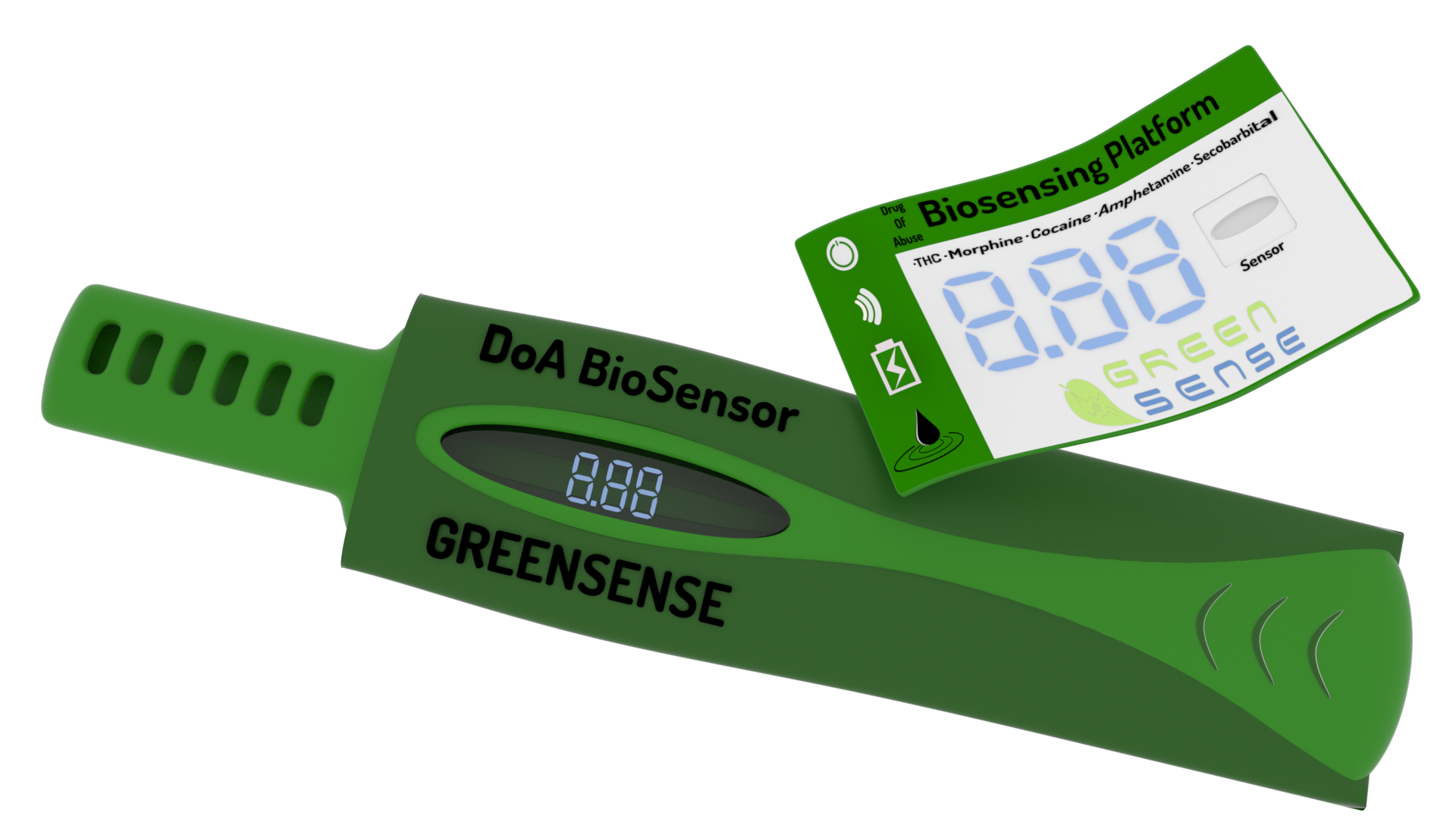 Greensense for DoA