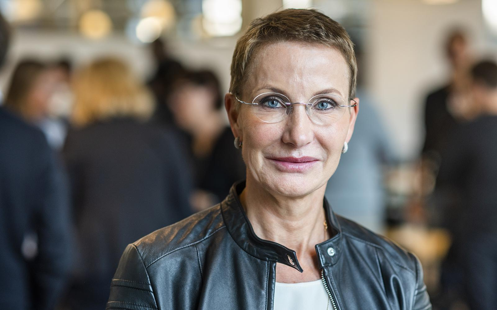 Pia Sandvik CEO of RISE