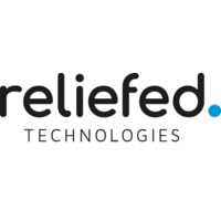 reliefed logo