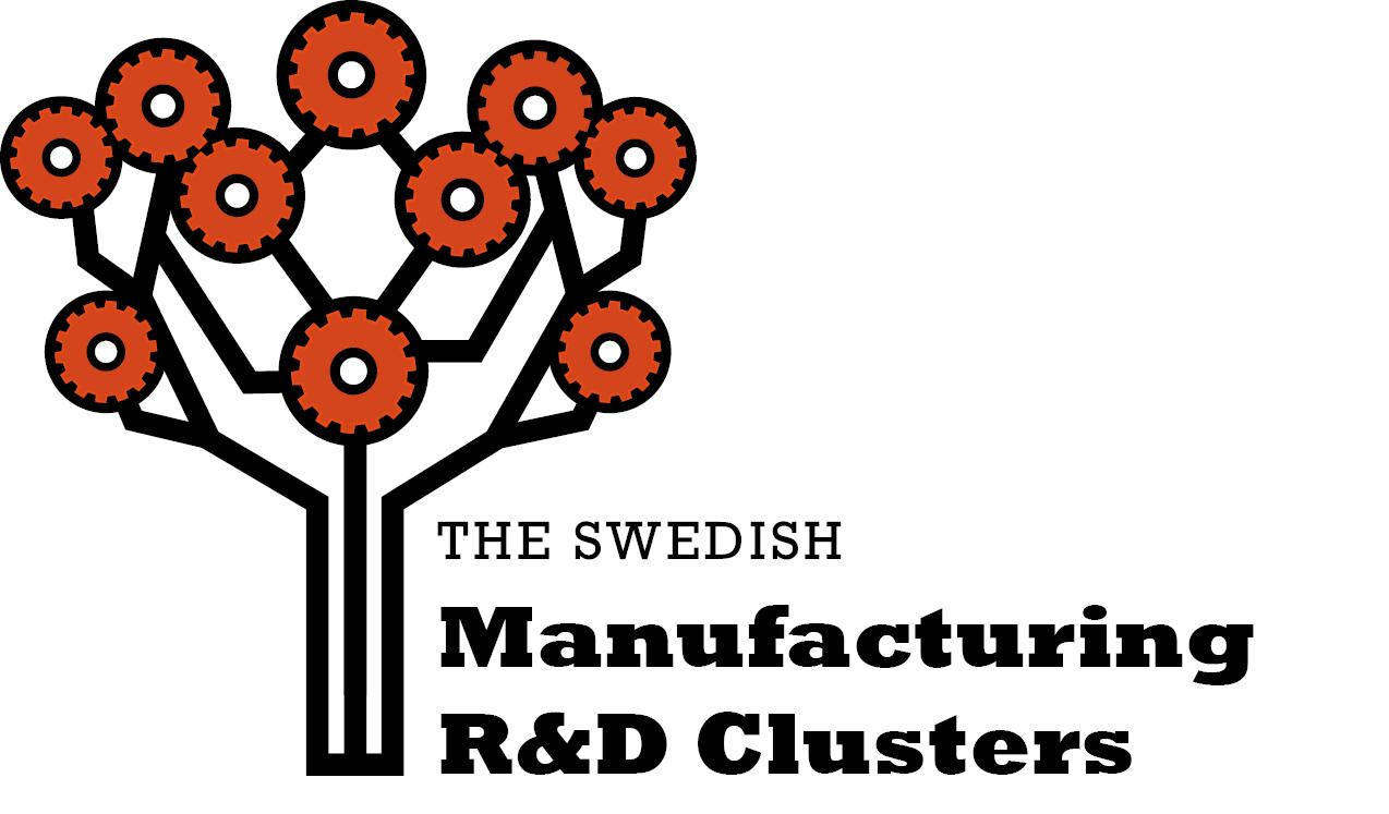 Manufacturing R&D Clusters logotype