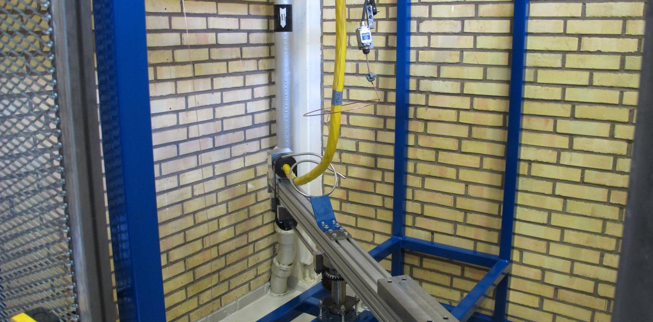 Accelerated testing of dynamic cables at RISE