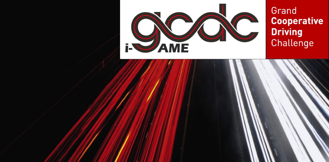 i-GAME Grand Cooperative Driving Challenge