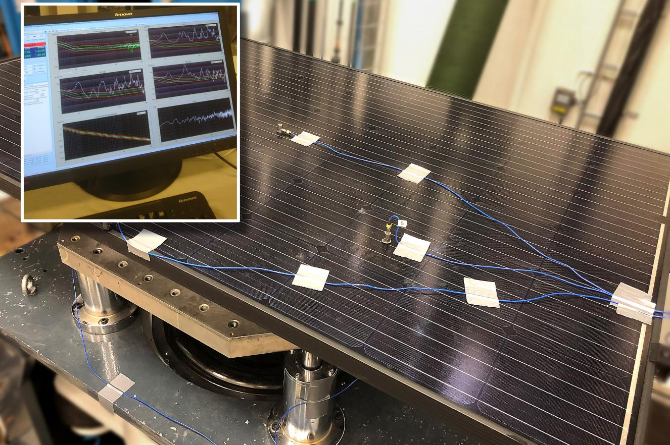 Testbed for Solar Energy Solutions