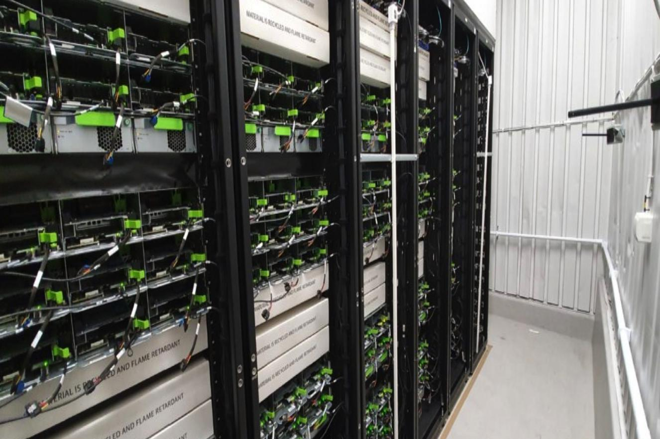ICE datacenter research testbed innovation AI experiment cloud IT infrastructure