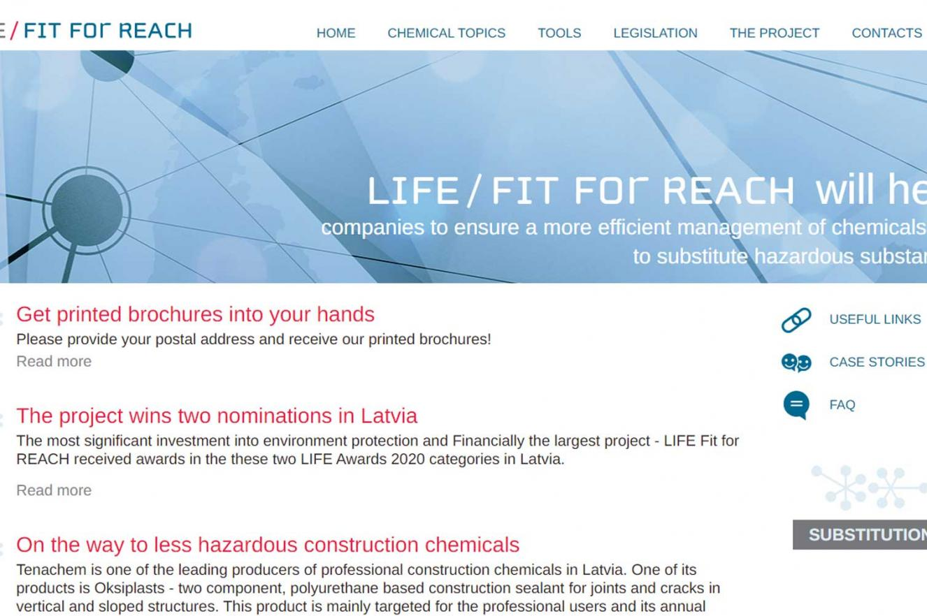 fit for reach
